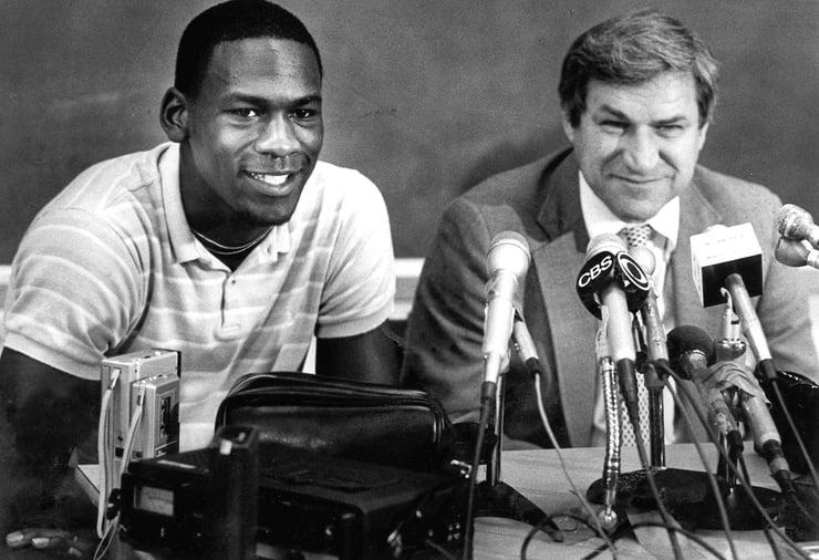 041517 sports blog 1 Michael Jordan Dean Smith in 1980.jpg