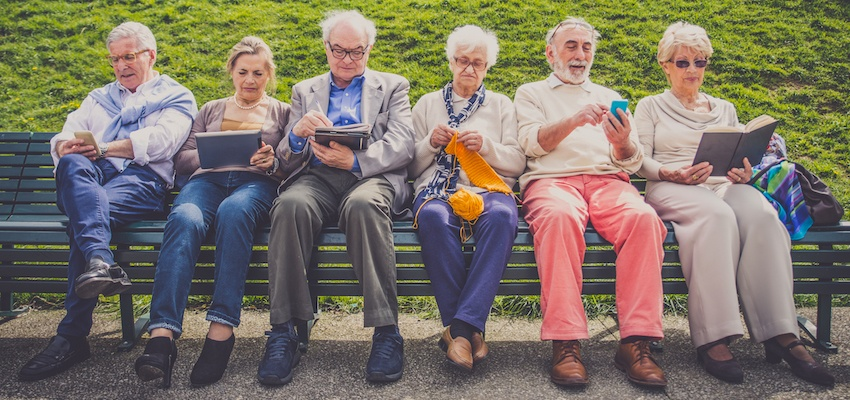 There are simple steps you can take to build and keep a strong bond when you are separated from the ones you love by distance; and thanks to modern technology like texting, Facebook, and video chat, it's easier than ever to bridge the generation gap when you live far away.