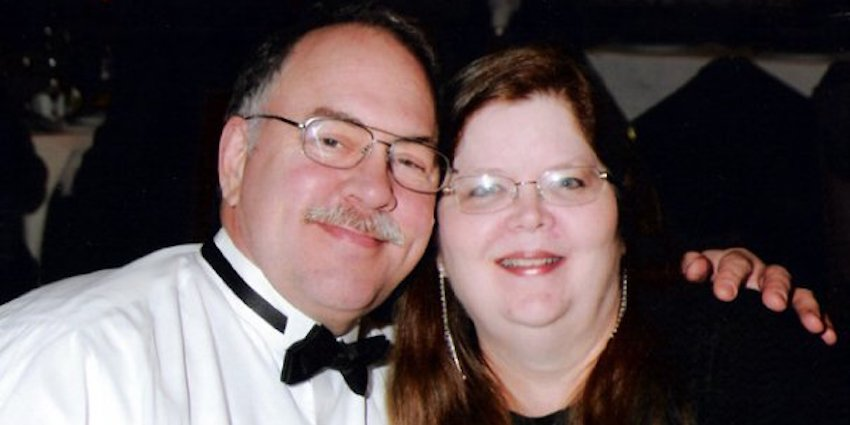 Mike and wife Julie leaned on God after Mike was unexpectedly laid off from his job.