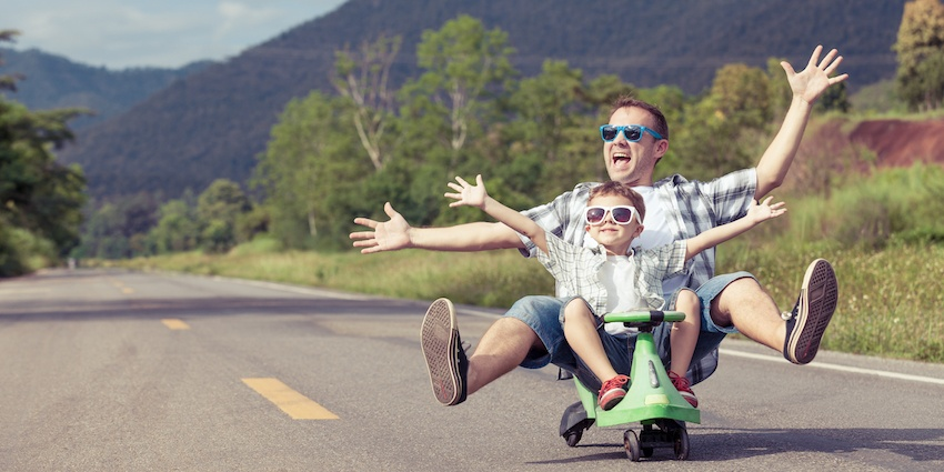 Don't wait for a single day each year to show Dad (or your stepdad, grandpa or a special mentor) how much you care! We've compiled a list of simple ways to bless dad any day any time – no matter how busy you are.