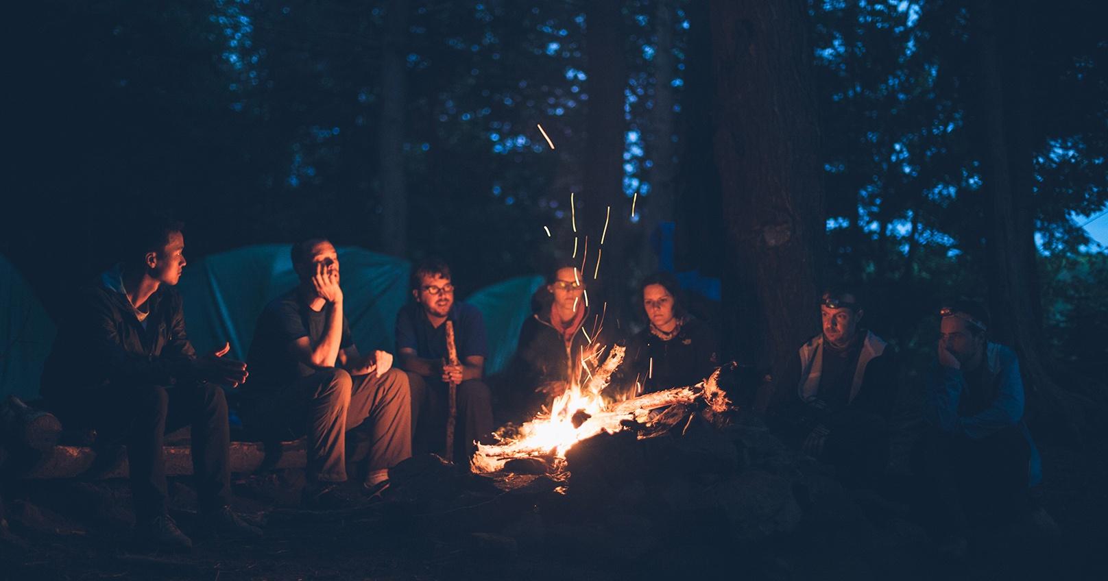 blog image - campfire